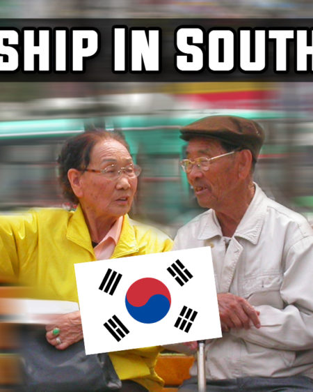 Friendship In South Korea