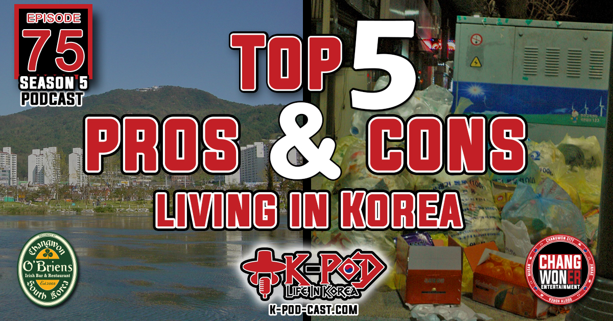 Top 5 Pros and Cons to Living in South Korea